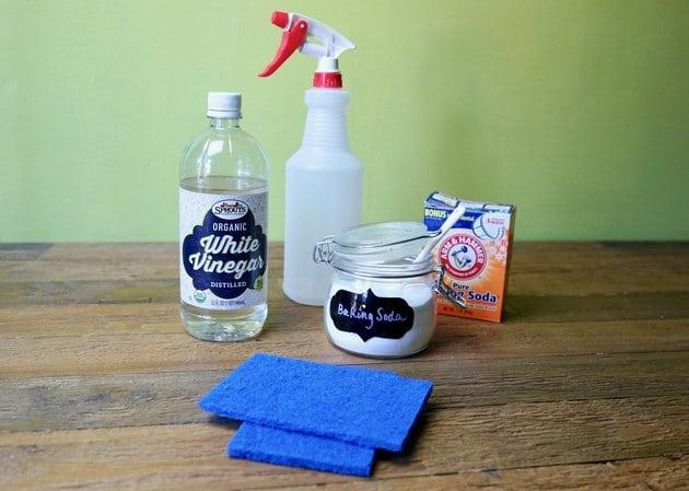 Những dụng cụ để làm sạch vỉ